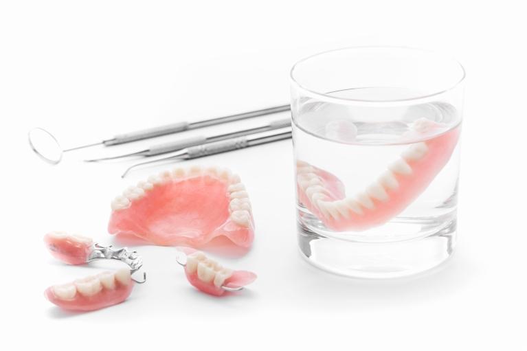 入れ歯の治療について