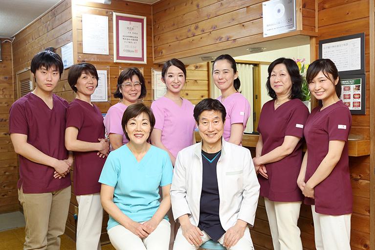 立石歯科医院コンセプト(立石京成立石葛飾区歯医者歯科)